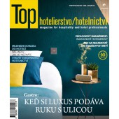 TOP HOTELIERSTVO X. 2016/2017 - AKCIA!