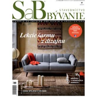 SaB/Stavebníctvo a bývanie február 2017