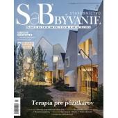 SaB/Stavebníctvo a bývanie marec / apríl 2020
