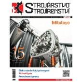 Strojárstvo/Strojírenství - predplatné