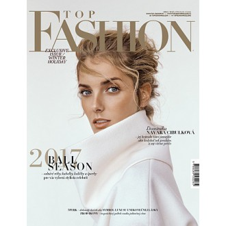 Top Fashion Exclusive issue – winter holiday